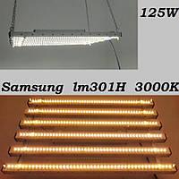 Фитосветильник miniSunBoard 125вт, Samsung lm301H 3000K, фото 1