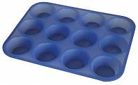Силиконовая форма для выпекания кексов