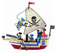 """Конструктор """"Пиратский корабль""""  Brick 304"""