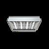 Вбудовуваний растровий світильник для офісу ЛВО 4x18W ARS/R