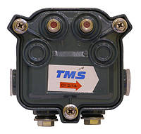 4712-14 TMS (Субмагистральный ответвитель на два отвода по -14дБ)