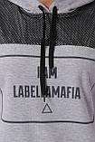 GLEM Labellamafia кофта Мафия д/р, фото 4