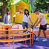 Карусель с штурвалом для детей с особыми потребностями, фото 4