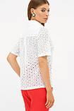 GLEM блуза Малена к/р, фото 3
