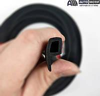 Универсальный уплотнитель для автомобильной двери P type ( P-образная прокладка двери автомобиля 16мм х 27мм)
