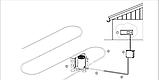 Основание ЕТОК-1 для датчика влаги и температуры грунта ETOG-56, фото 2