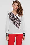 GLEM Вышивка блуза Верика д/р, фото 2