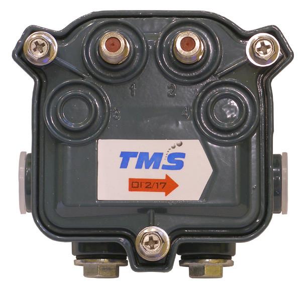 """4712-17 TMS (Субмагистральный ответвитель на два отвода по -17дБ) - ЧП фирма """"Мортелеком-сервис"""" в Одессе"""