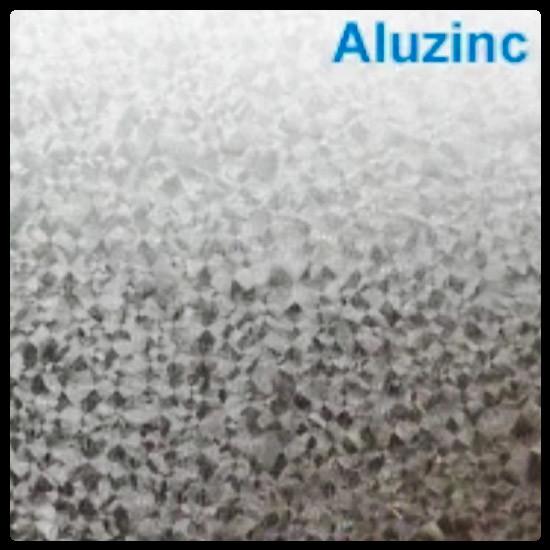 Гладкий лист ALZN (алюмоцинк)