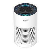 Портативный HEPA очиститель-ионизатор воздуха Montego с USB подключением для авто, дома, офиса