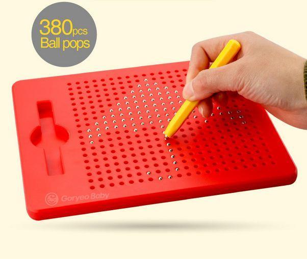 Планшет для рисования Magnetic MagPad на 380 магнитов