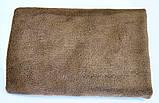 Полотенце 35*75см из микрофибры 400 г/м2 для маникюра-педикюра, коричневое, фото 3