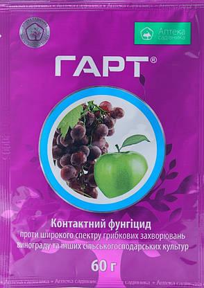 Фунгіцид Гарт з.п. (60 гр), Укравіт, фото 2