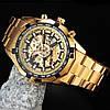 Мужские механические часы Winner Skeleton / Наручные часы, фото 6