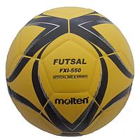 Мяч футзал №4 Клееный-PU MOLTEN FXI550