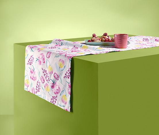 Красива яскрава скатертину-доріжка для сервірування столу від tcm Tchibo (чібо), Німеччина