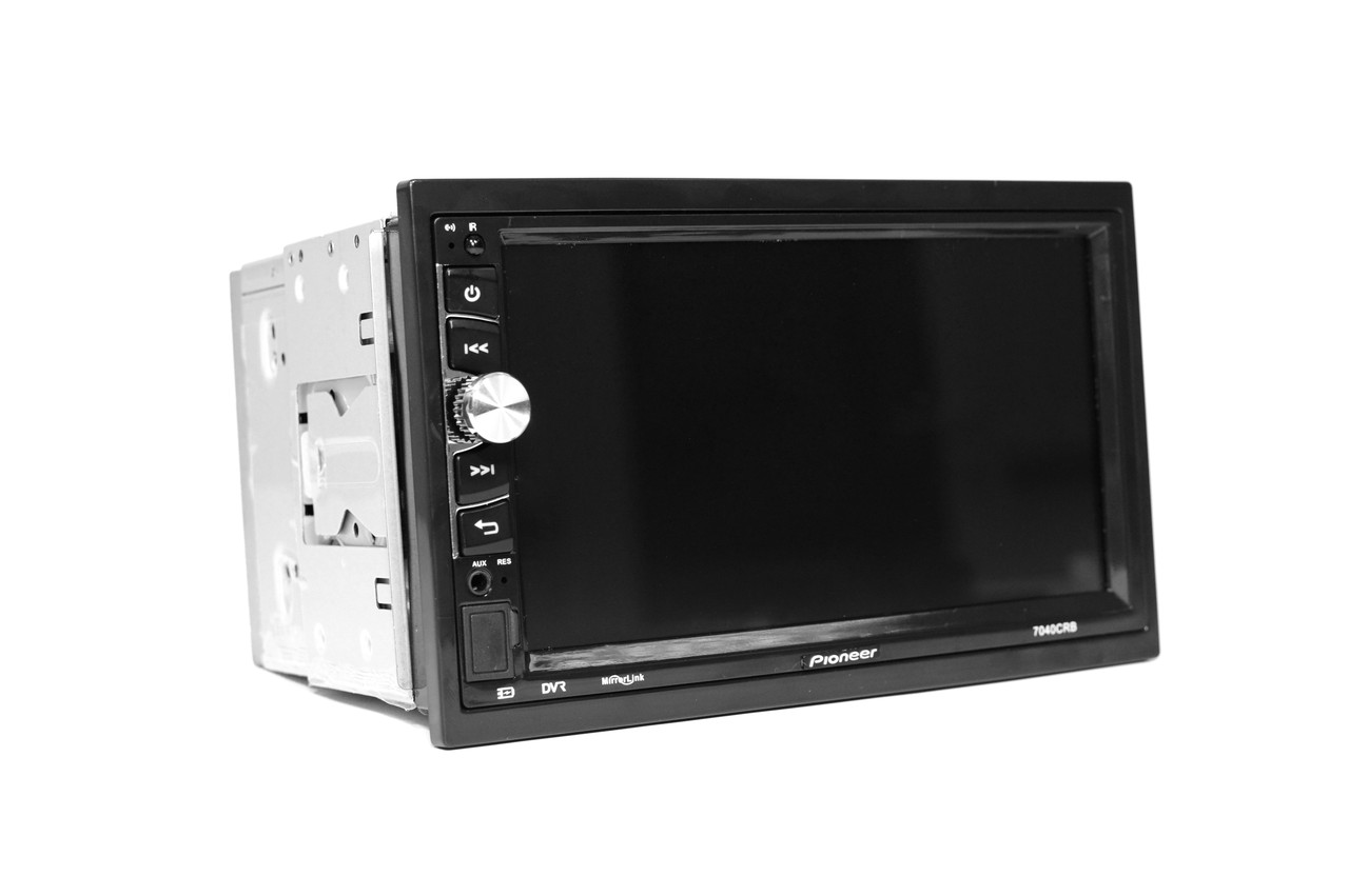 Автомагнитола Pioneer 7040 2Din (Пионер 2 Дин) + ПОДАРОК!