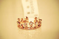 [ Кольцо Корона ] Женское кольцо «Корона» 17.35