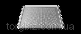 Противень аллюминиевый перфорированный 460x330мм Unox (Италия)