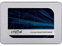 Накопитель SSD Micron Crucial MX500 3D TLC NAND 250GB SATA 3, фото 1