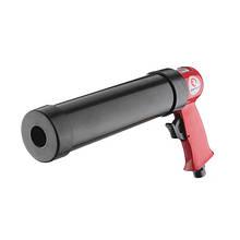 Пистолет для выдавливания силикона пневматический INTERTOOL PT-0601