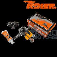 Коленвал H 37/42  к-кт гайка маховика + подшипник + сальник ( NOKER )