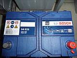 Автомобильный, аккумулятор, BOSCH, 0092S40260, 12V, S4 026 Silver 70 Ач, 261х175х220, 630А, АКБ., фото 3