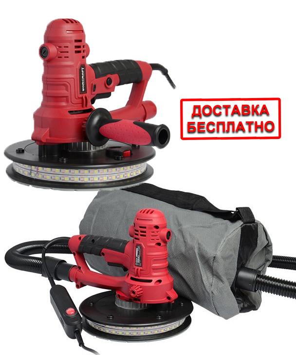 Шлифовальная машина для стен Worcraft DS08-180