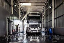 Мийка вантажних автомобілів