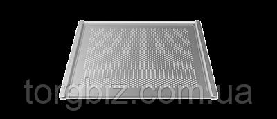 Противень алюминиевый перфорированный 460x330мм Unox