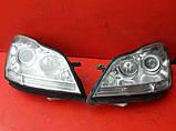 Фара Фари КСЕНОН Mercedes GL X164 2006-2012 рр Фарі ГЛ Права Ліва, фото 5