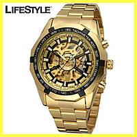 Мужские Наручные Часы Winner Skeleton / Механические часы