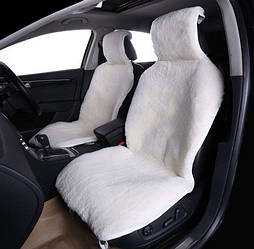 Автомобильные накидки на сидения овчина / Накидки для авто кресел