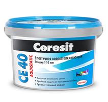 Затирка CERESIT CE33 PLUS 2кг (110) светло-серая