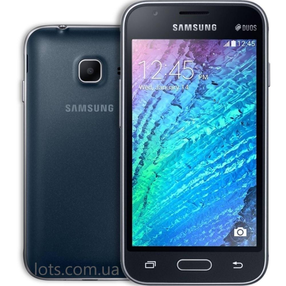 Смартфон Б/У Samsung Galaxy J1 Mini SM-J105H Black (Оригинал) + Подарок Защитное Стекло