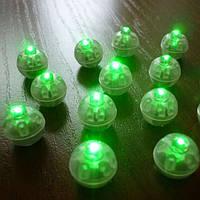 Светодиоды для воздушных шариков зеленые
