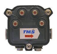4714-17 TMS (Субмагистральный ответвитель на четыре отвода по -17дБ)