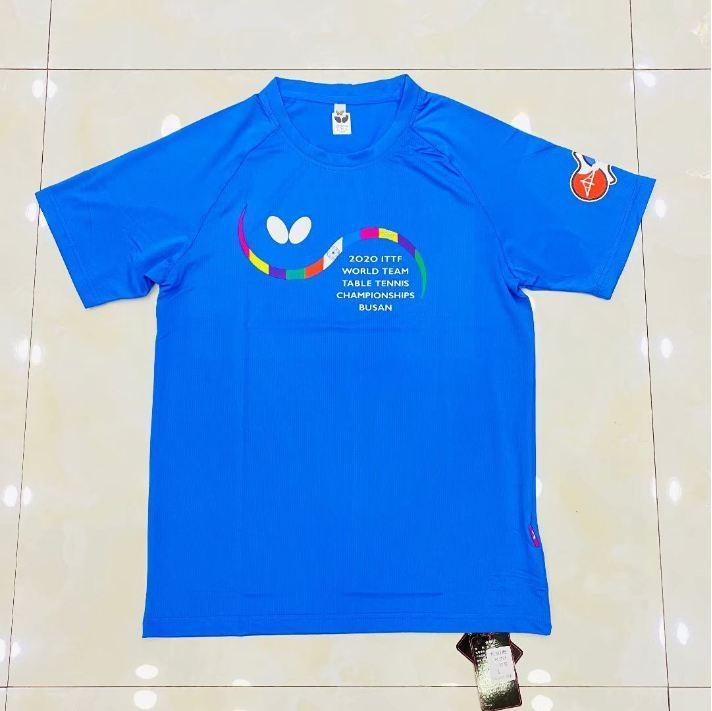 Тенниска Butterfly Busan 2020