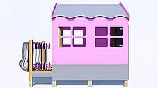 Домик-беседка с балконом, фото 2