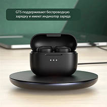 Бездротові Bluetooth-Навушники Xiaomi Haylou GT5 Black, фото 3