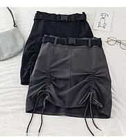 Женские юбки с ремешком и завязками, фото 1