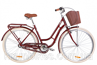 "Велосипед Dorozhnik - Coral PH (2020) (28""/700c-19"") Рубиновый"