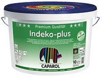 Глибокоматова фарба для стін  Caparol Indeko-plus 10л