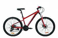 """Велосипед Formula - F-1 AM DD (2020) (27.5""""-19"""") Красный"""