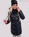 Женская куртка из эко кожи, фото 3