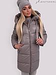 Женская куртка из эко кожи, фото 4
