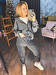 Велюровый женский спортивный костюм, фото 7