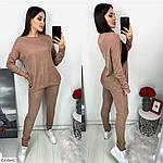 Женский брючный ангоровый костюм (Батал), фото 5
