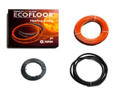 Нагревательный кабель под плитку и плиточный клей