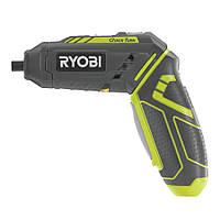 Отвертка аккумуляторная Ryobi R4SDP-L13C